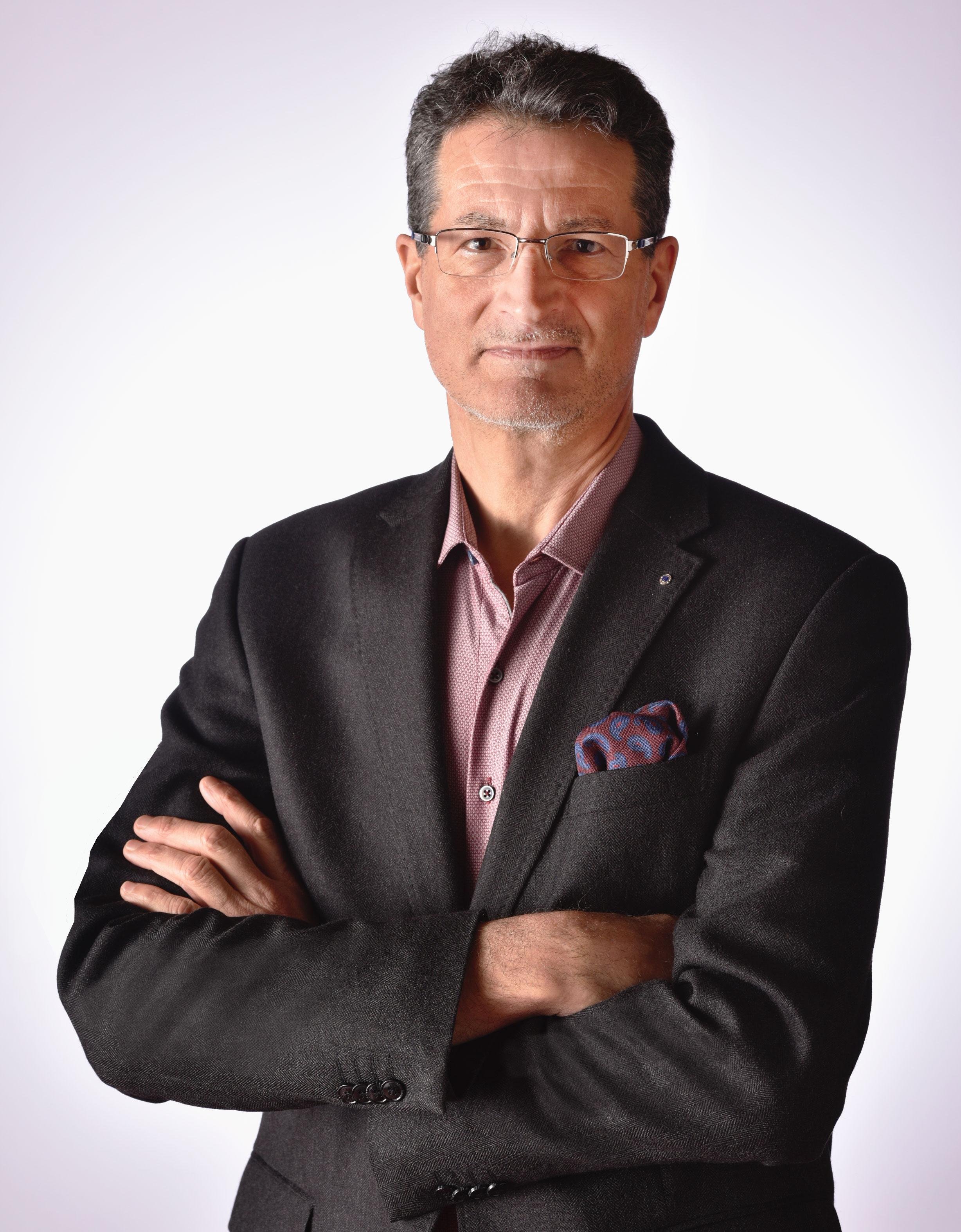 Pulsion, agence de communication, Alain Ciocca, Fondateur et conseil en communication