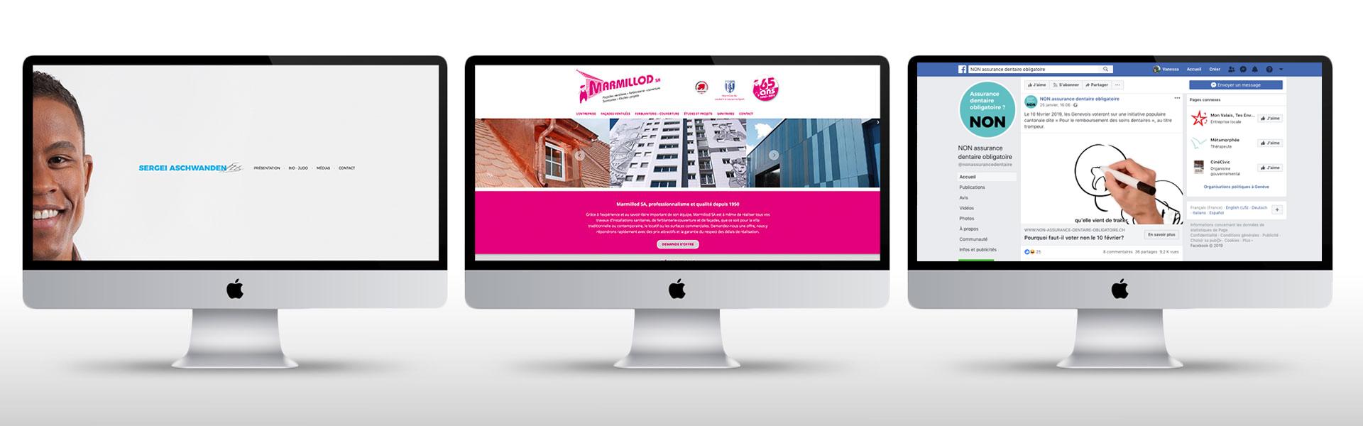 Pulsion, agence de publicité, Vevey, Montreux, Corseaux, Suisse Romande, site internet, graphisme